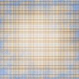 古苏格兰样式 褐色,蓝色 库存例证