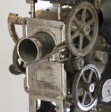 古董供给Cameragraph放映机动力, 1904-1908 库存照片