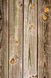 古董被风化的木头 库存照片