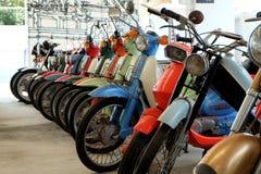 古董车博物馆 库存图片