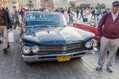 古董车 免版税库存图片