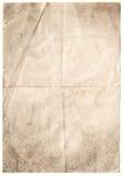 古董cli腐朽的公司纸张 库存照片
