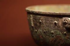 古铜色商品 库存照片