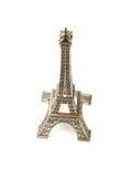 古铜色复制eifel小的塔 免版税库存照片