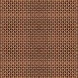 古铜色编织的工作 库存图片
