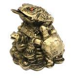 古铜色feng shui 免版税库存照片