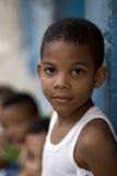 古巴人民 图库摄影