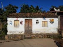 古巴人Footballclub 库存图片