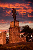 古巴 克拉拉・圣诞老人 纪念碑切・格瓦拉 免版税库存图片