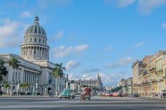 古巴-哈瓦那的图片 库存照片