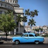 古巴哈瓦那 免版税库存图片