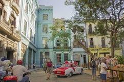 古巴哈瓦那 库存图片