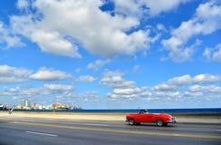 古巴哈瓦那 免版税图库摄影