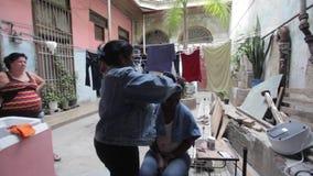 古巴哈瓦那 影视素材