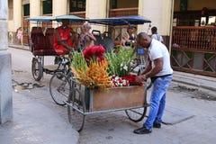 古巴哈瓦那 免版税库存照片