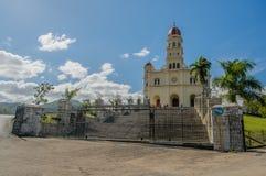 古巴-圣地亚哥的图片 库存图片