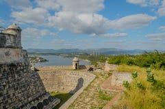 古巴-圣地亚哥的图片 免版税库存照片