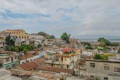 古巴-圣地亚哥的图片 免版税库存图片