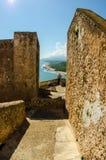 古巴堡垒 库存图片