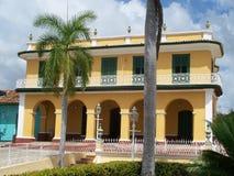 古巴大厦 库存图片
