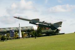 古巴导弹危机武器显示-哈瓦那-古巴 图库摄影