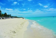 古巴巴拉德罗角 免版税库存图片