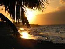 古巴-巴拉德罗角 免版税库存照片