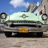 古巴汽车 图库摄影