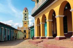 古巴特立尼达 库存照片