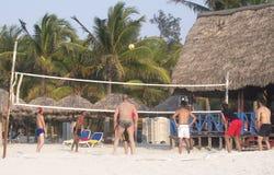 古巴的人们 免版税图库摄影