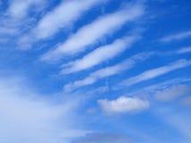 古巴的天空 免版税库存图片