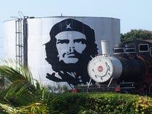 古巴的艺术 图库摄影