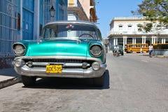 古巴老朋友 图库摄影