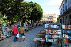 古巴街道 库存图片