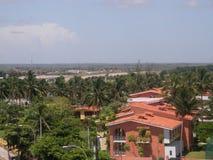 古巴风景 免版税库存图片