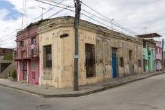 古巴,圣地亚哥 免版税库存图片