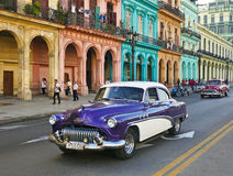 古巴 库存照片