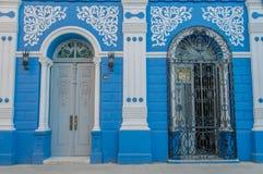 古巴- CamagÃ的¼的图片ey 库存照片