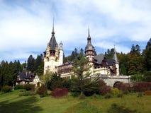 另一个城堡视图 免版税库存图片