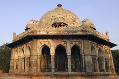 另一个复杂德里humayun印度坟茔 库存图片