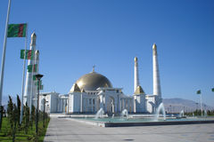 另一个清真寺 图库摄影