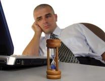 另一个结尾延迟工作日 免版税库存图片