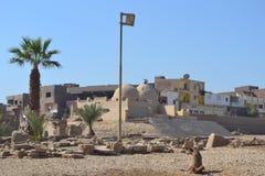 另一埃及 库存照片