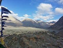 另一沙漠 免版税图库摄影
