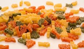 另外亲切的意大利面食 免版税库存照片