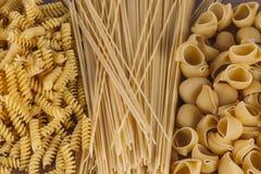 另外亲切的意大利面食 库存图片