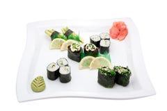 另外国家寿司 免版税库存照片