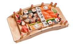 另外国家寿司 库存照片
