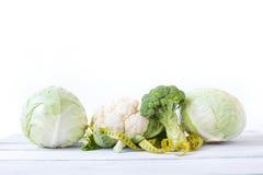 另外圆白菜 饮食 免版税图库摄影