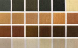 另外颜色穿线调色板 免版税库存照片
